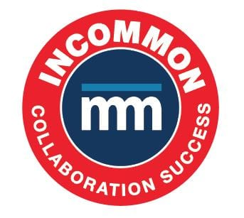 The badge for InCommon Collaboration Success.