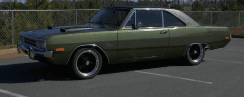 photo of a 1972 Dodge Dart